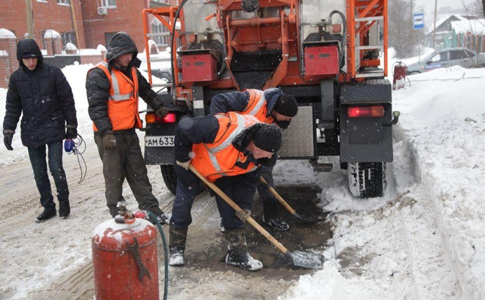 В Чебоксарах с февраля начнется реконструкция улицы Гражданской