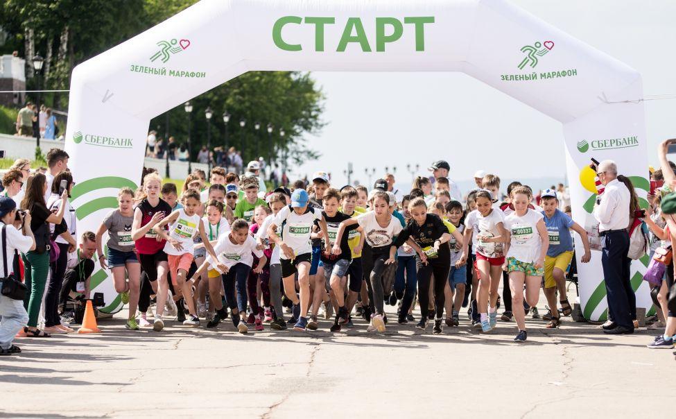 """5 июня в Чувашии пройдет """"Зеленый марафон"""""""