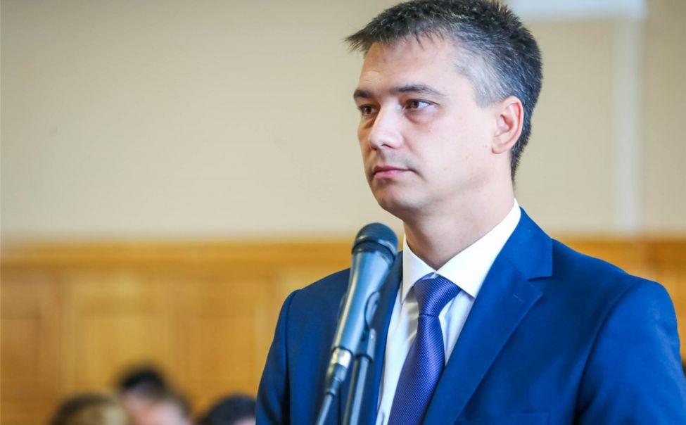 Дмитрий Захаров назначен ИО министра образования и молодежной политики Чувашской Республики