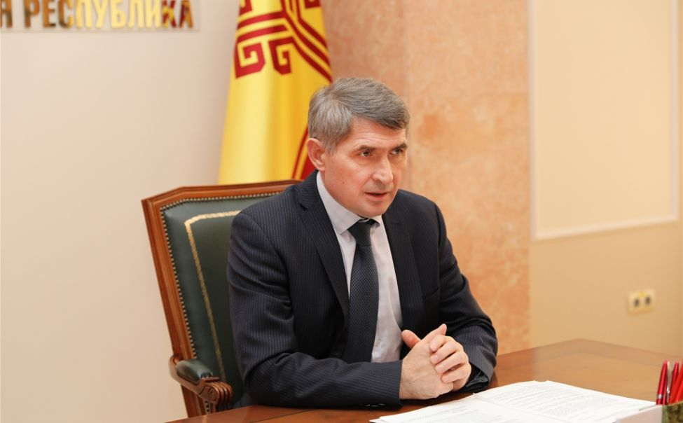 28 сентября Олег Николаев проведет прямой эфир по вопросам COVID-19